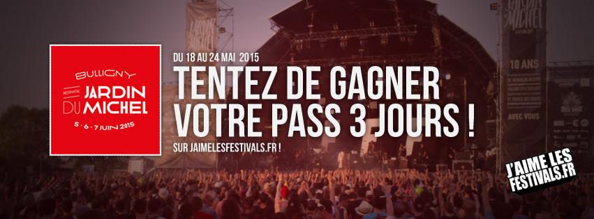 Jeu concours festival le jardin du michel nancy for Jardin du michel 2015 programmation