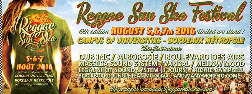 reggae sun ska festival 2016