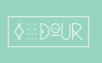 Dour festival édition 2014